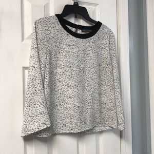 Rose & Olive loose fitting top size S